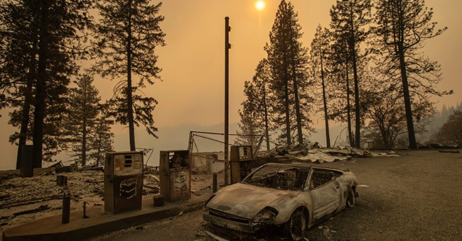 Our Government has Allowed Catastrophic Wildfires to Threaten its Citizens