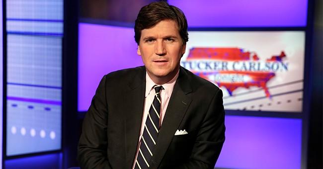 Tucker: My Kids Were Also Targeted Last Month