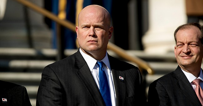 Report: Maryland Planning to Take Legal Action Against Whitaker's Appointment