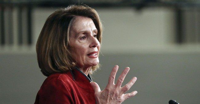 Pelosi Suggests We Solve Border Security By 'Mowing the Grass'