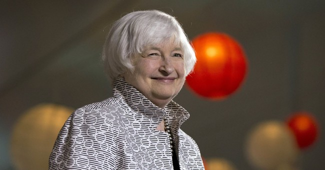 The Bouquets Tossed At Janet Yellen Speak To The Fed's Irrelevance