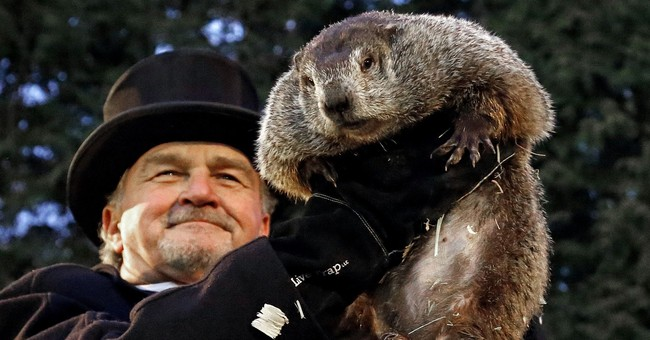 For Some, Groundhog Day Comes in June