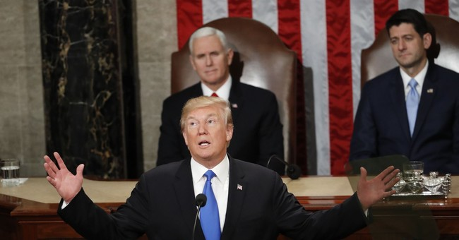 North Carolina House Speaker To Trump: Hey, You Can Deliver The State of The Union In Raleigh