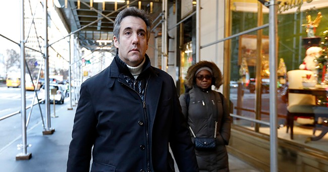 Government Indicts Ham Sandwich: Michael Cohen Pleads Guilty