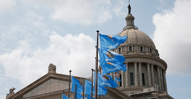 Bill Would Allow Guns In OK State Capitol