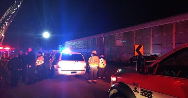 BREAKING: Amtrak Train Derailed - Two Dead, 70 Injured in South Carolina