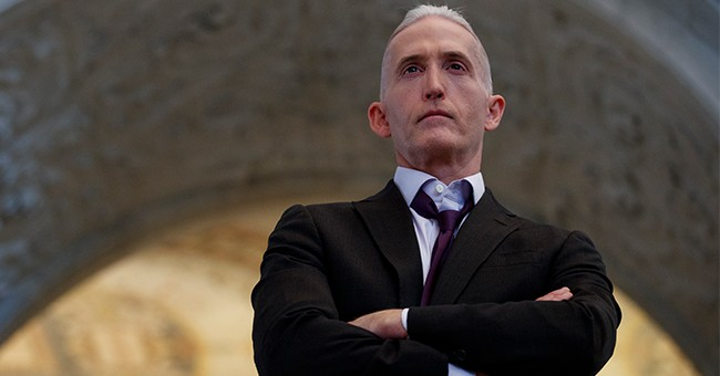 Did Trey Gowdy Join President Trump's Legal Team?