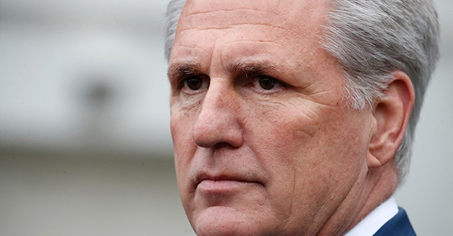 Instead of Impeachment, McCarthy Wants Congress to Address Four Other Areas