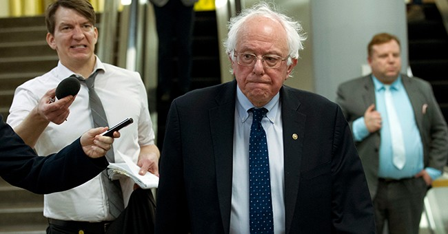VT Paper To Sanders: We're Begging You...Don't Run For President