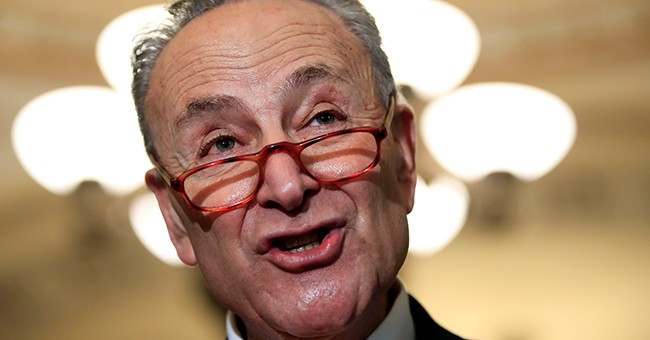 Shameful Schumer Goes There, Rips Storm-Torn Texas: They 'Ignored Climate Change, I Hope They Learned a Lesson' thumbnail