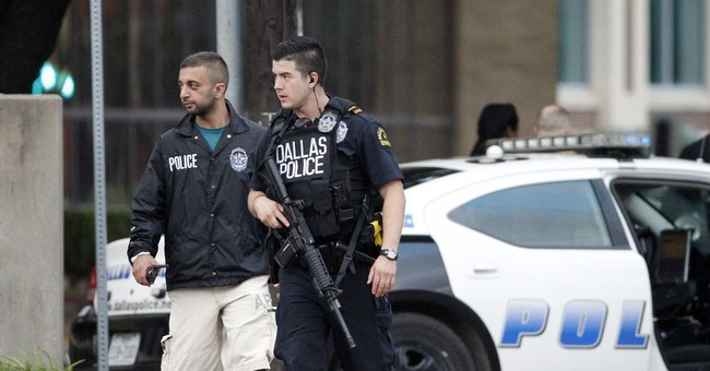 Dallas Federal Courthouse Shooting Ended By Good Guys With Guns