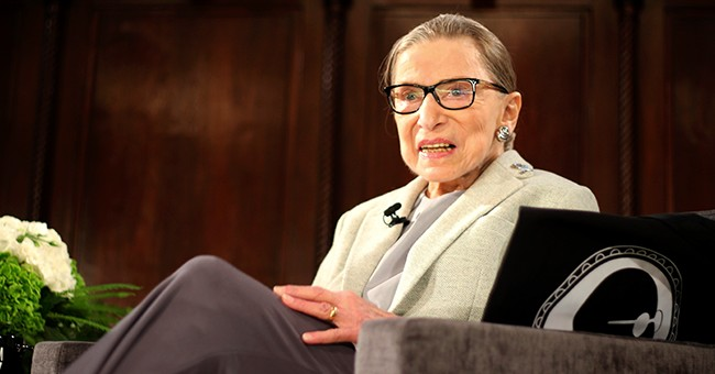 Whoa: RBG Just Sided With Conservative Justices