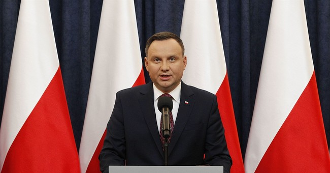 Polish President Approves Controversial Holocaust Bill