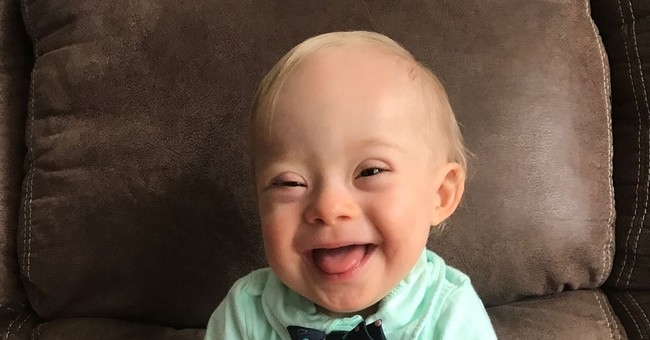 Gerber spokesbaby is first with down syndrome