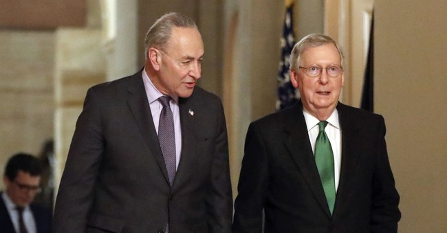 McConnell's Unholy Big Budget Alliance With Schumer and the Democrats