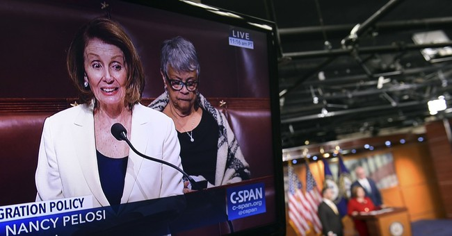 Popcorn: Democrats Scoffing, Fuming Over Pelosi's Useless 'Filibuster' Stunt