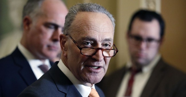 Schumer Asked Trump to Pick Obama's Blocked Supreme Court Nominee
