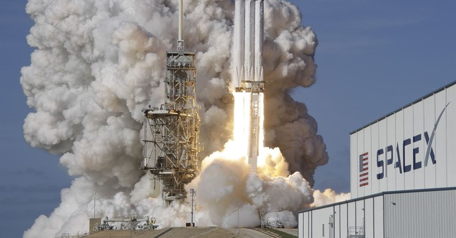 US Free Enterprise System Is the Best Vehicle to Return to Space