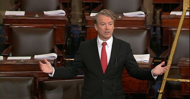 Government Shuts Down Over Sen. Rand Paul's Protest of Budget Deal