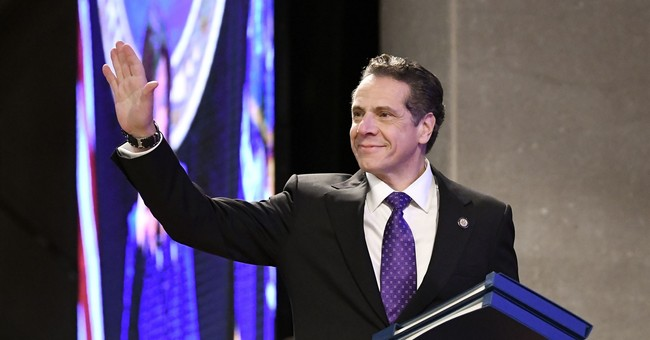 Your Pension Isn't Safe From NY Governor Andrew Cuomo