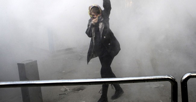 The US Can Help Iranian Protesters Achieve Regime Change