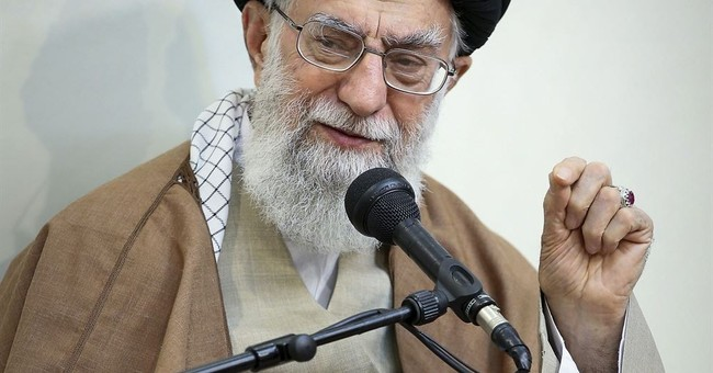 Fire Bell in the Night for the Ayatollah