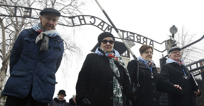 Why We Still Remember the Holocaust