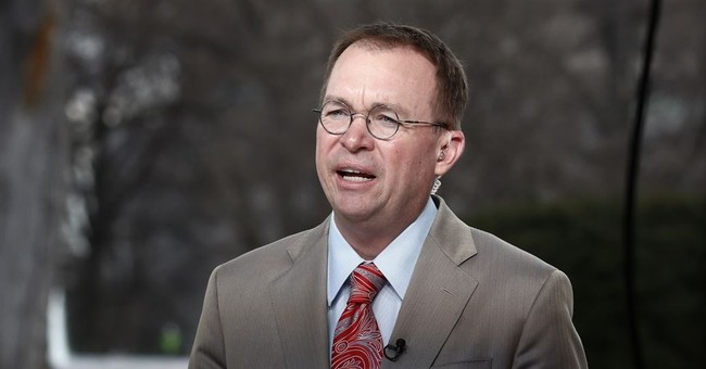 Mulvaney: If I Were Still a Member of Congress I Wouldn't Vote for Trump's Budget