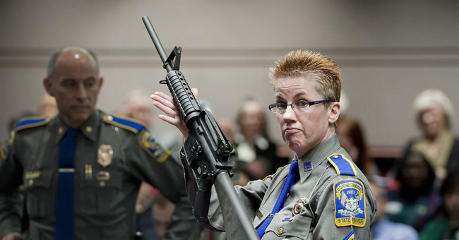 Gunmaker rejected as Supreme Court lets Sandy Hook families sue