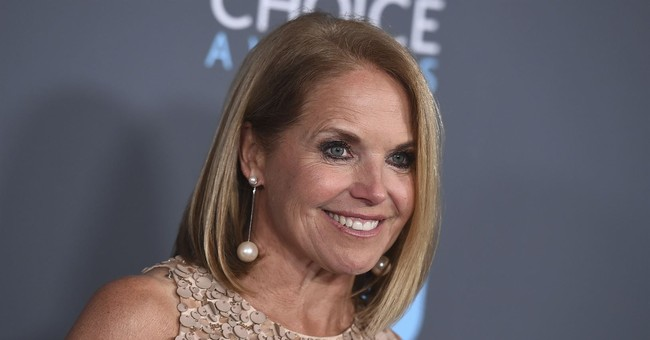 Katie Couric's Tweet Results in Her Fans Urging Her to Self-Quarantine