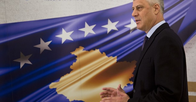 Kosovo President Indicted for War Crimes Ahead of Peace Talks