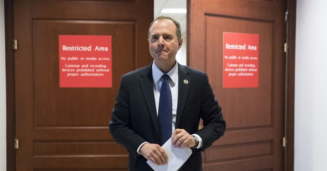 The Russian Collusion Narrative Is Over. Adam Schiff's Time as Chairman Should Be, Too.