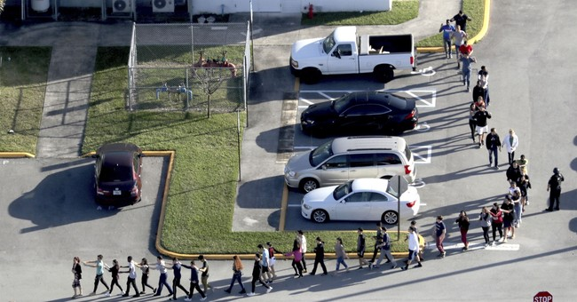 More Warning Signs: Florida Suspect Reportedly Once Wrote He Wanted to Be a 'Professional School Shooter'
