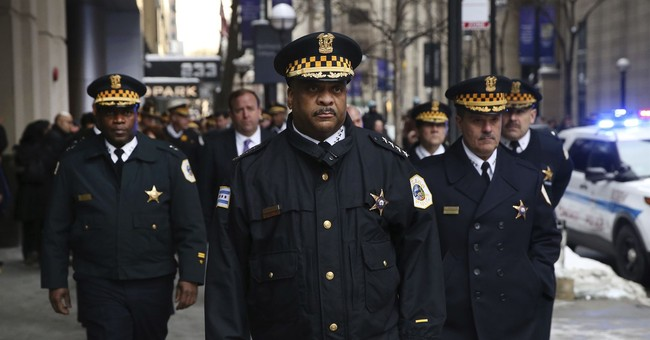Awful: Chicago Shooting Claims Police Commander, Highest Ranking Officer Death In Decades