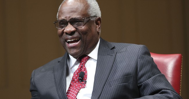 Clarence Thomas Takes Swipe at Cory Booker Over His 'Spartacus' Moment