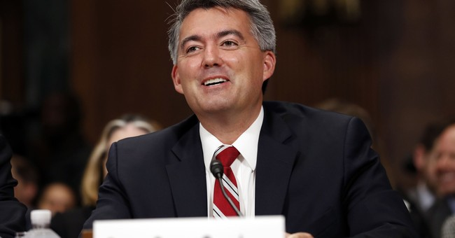 Cory Gardner Makes 'Conservative Conservation' Mainstream