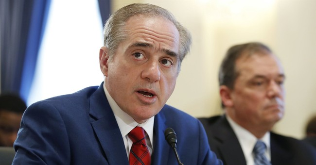 Give VA Secretary David Shulkin the Boot