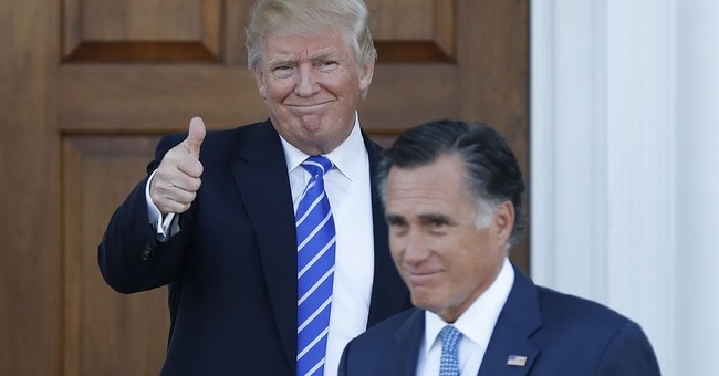 Analysis: Barring an Earthquake, Mitt Romney Will be a US Senator. What Does That Mean for Trump?