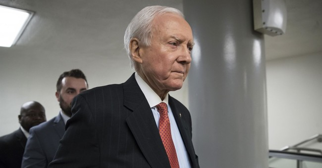 Hatch Decries 'Unconstitutional' Bill to Protect Mueller