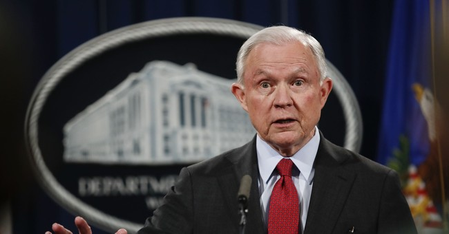 You Have to Be High to Be Mad at Jeff Sessions for Enforcing Federal Pot Laws