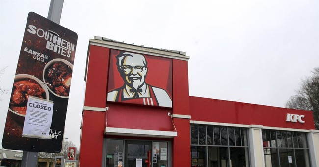 Where's The Meat? Atlanta KFC Will Test Selling 'Plant-Based Chicken'