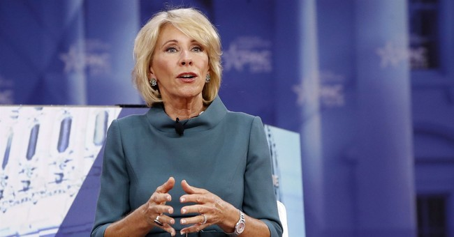 'Literally No One' Invited You: Betsy DeVos Apparently Not Welcome By Parkland Students