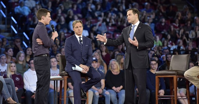 Shooting Survivor Compares Marco Rubio to the AR-15