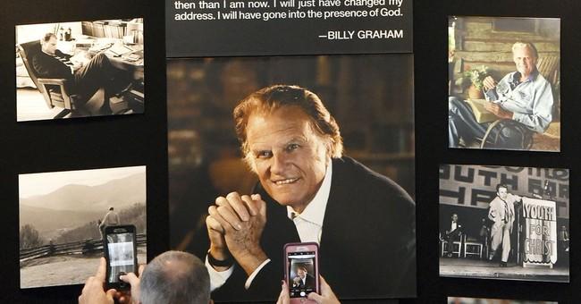 Defending Billy Graham