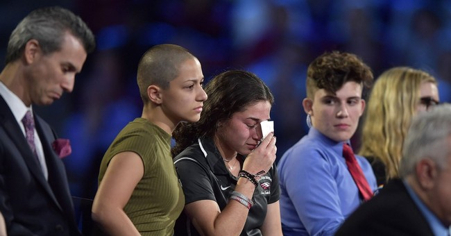 NRA-basher Emma Gonzalez (Whose Father Fled Castro's Gun-outlawing Cuba) Celebrated as Hero by Cuba's Media