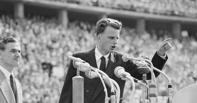 Did Billy Graham's Best Friend Meet Him In Heaven?