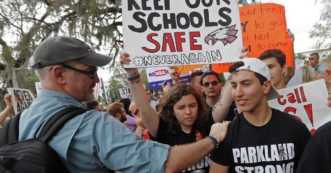 Useful Masses: Democrat Elites Exploit Kids' Hearts in the Wake of Parkland Shooting