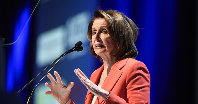 Pelosi Avoids Question About Dem Accused of Sexual Misconduct Who Is Reconsidering Retiring