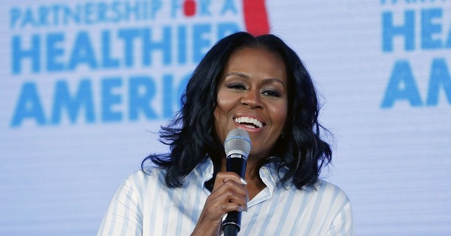 Michelle Obama Compares Trump's Presidency to Bad Parenting