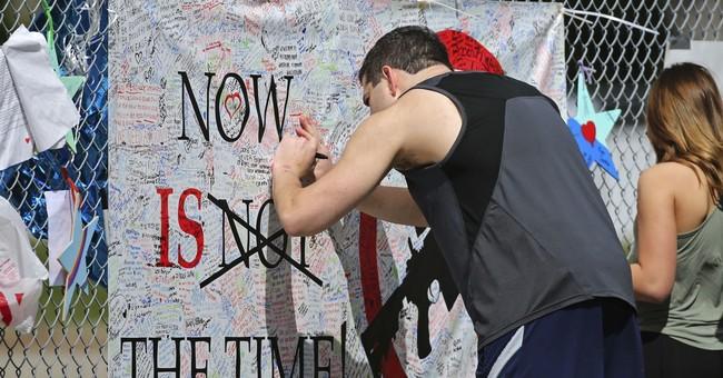Parkland Survivor Tells Gun Rights Activists: 'We Will Outlive You'